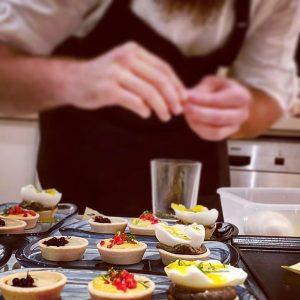 שף פרטי גיא ברמן טארטלטים ארוחות פרטיות